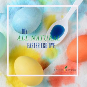 All Natural Easter Egg Dye