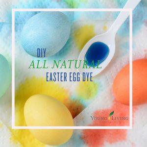 All Natural Easter Egg Dye