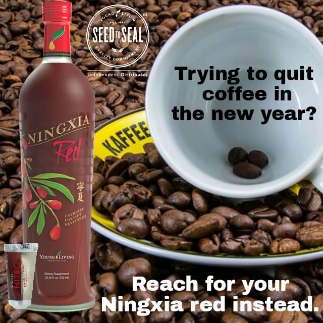 NingXia instead of Coffee